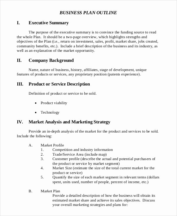 Business Summary Example Elegant Sample Executive Summary 8 Examples In Pdf Word