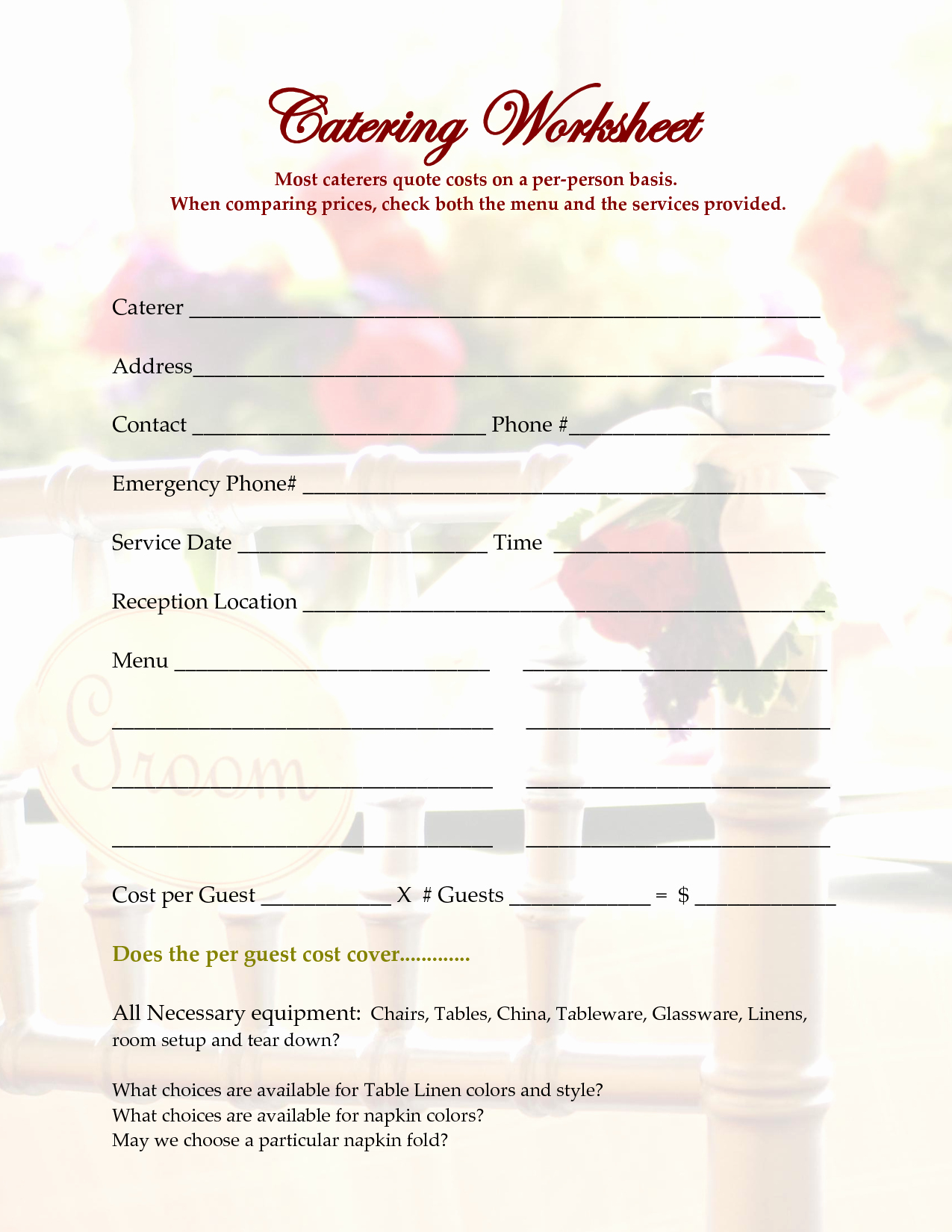 Cake Contract Template Beautiful Cake order Contract