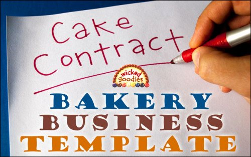 Cake Contract Template Unique How to Write A Cake Contract