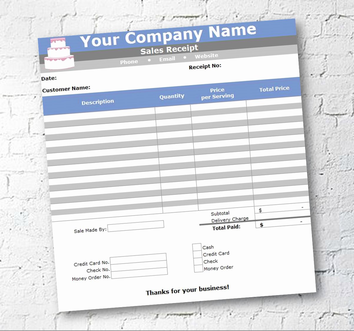 Cake order form Templates Microsoft Unique Cake Cupcake and Cookie Decorating Business Printable order
