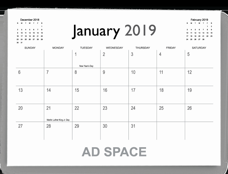 Calendar Bookmark Template Fresh Calendar Templates