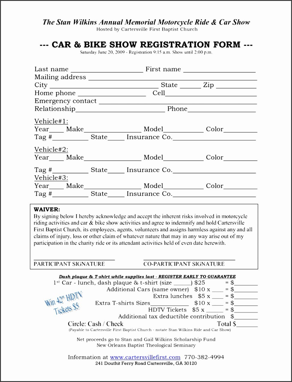 Camp Registration form Template Word Awesome 6 Camp Registration form Template Word Sampletemplatess