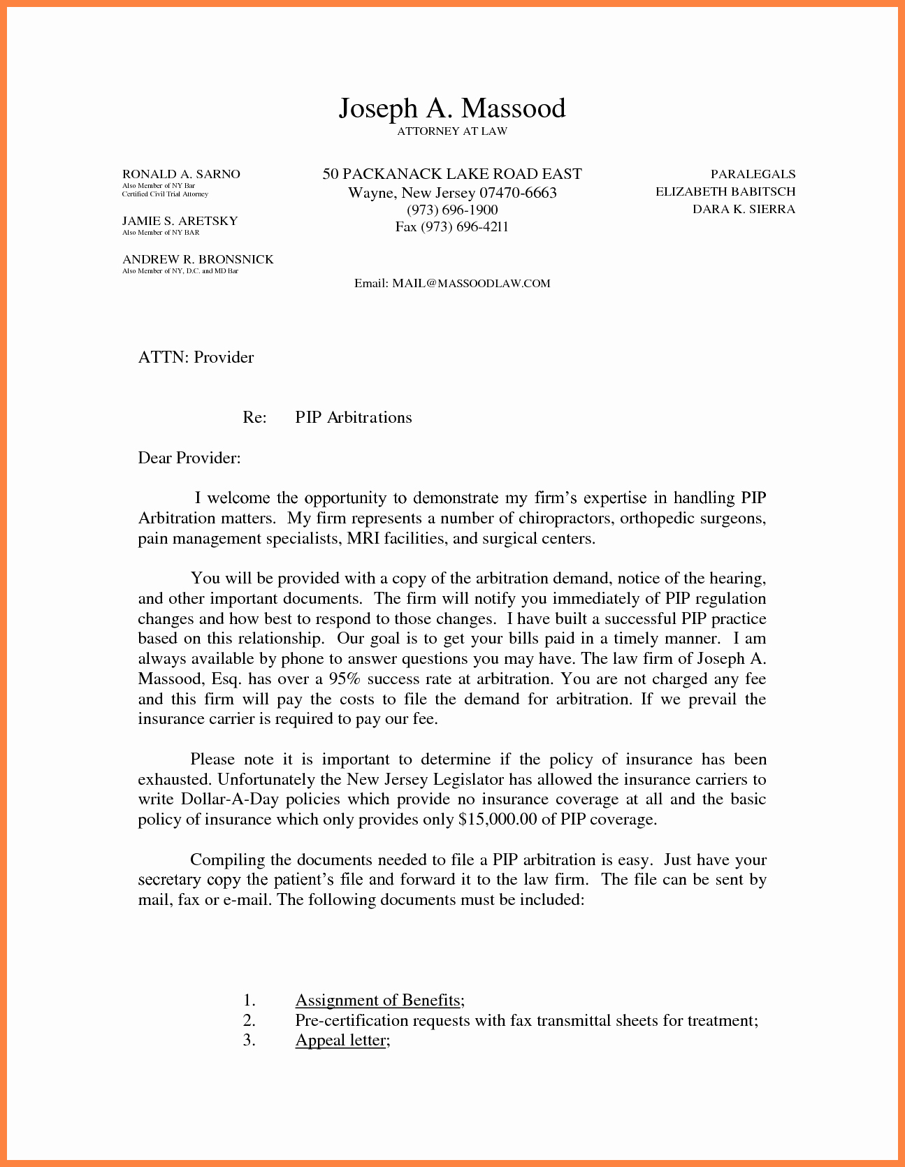 Car Accident Payment Agreement Letter Sample Unique 5 Auto Accident Settlement