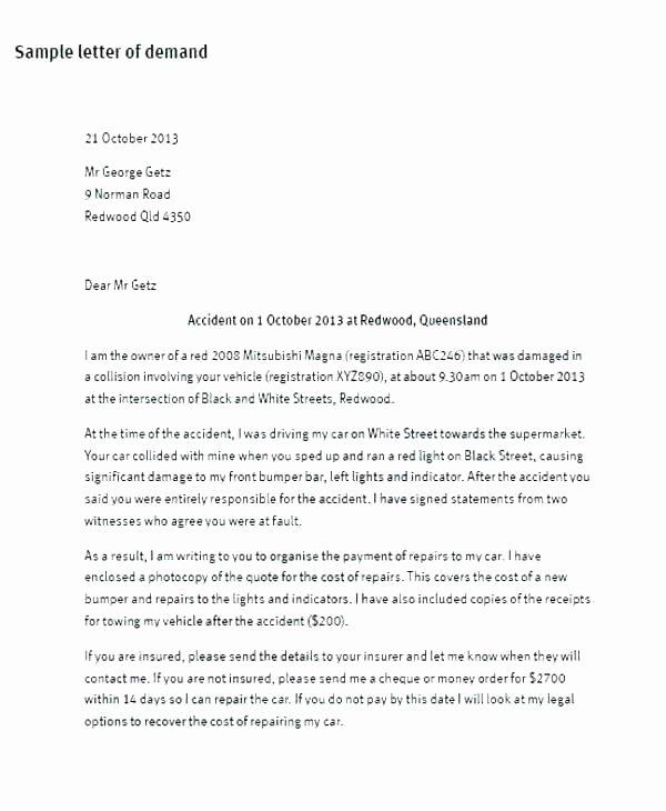 Car Accident Settlement Agreement form Inspirational Auto Accident Settlement Agreement Sample Lera Mera