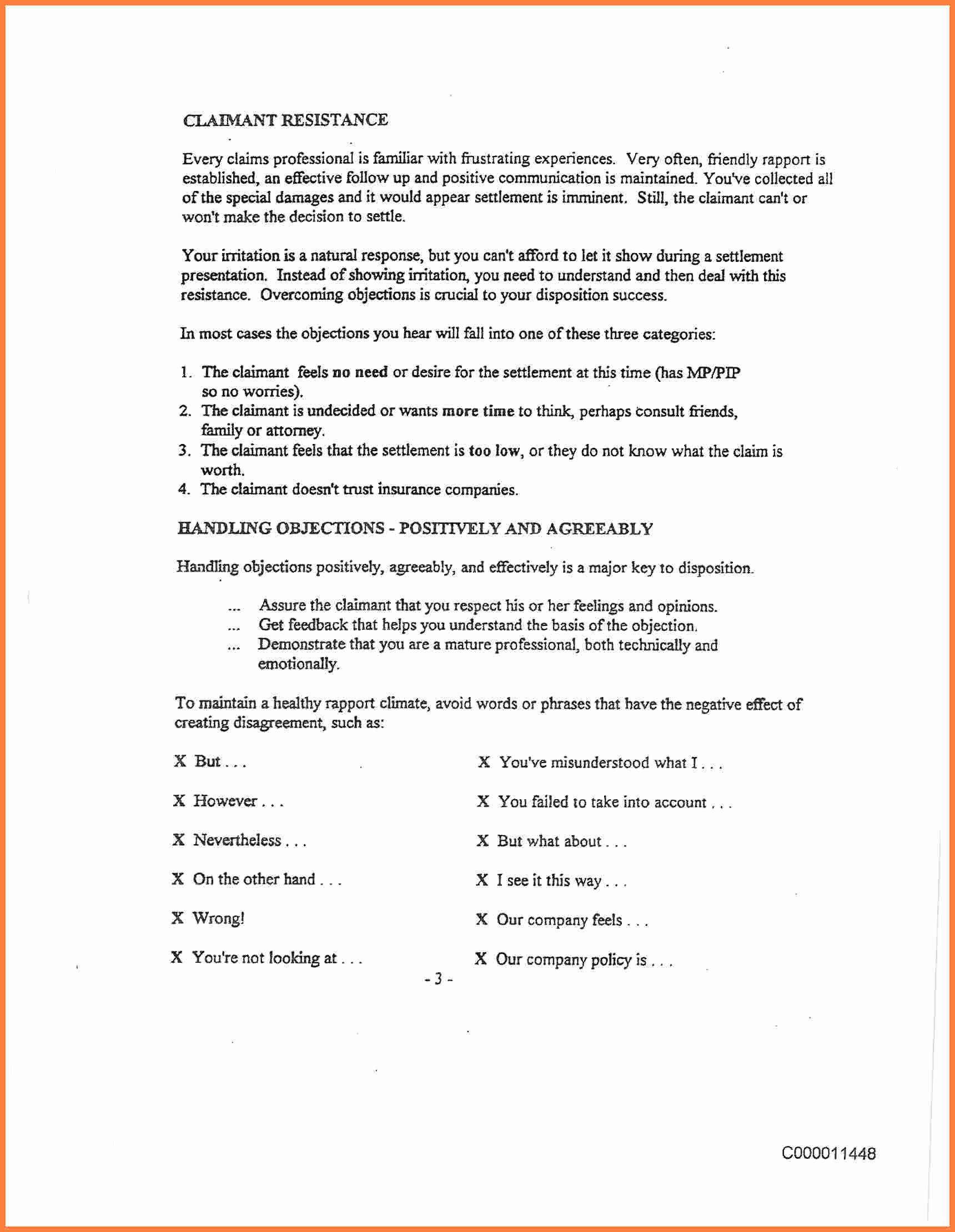Car Accident Settlement Agreement Letter Elegant 5 Auto Accident Settlement