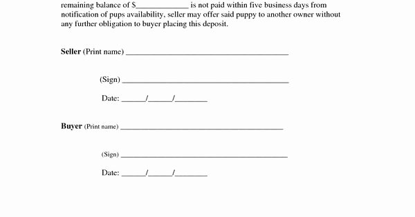 Car Deposit Contract Template Awesome Of Car Deposit Agreement Template Car Sale Deposit