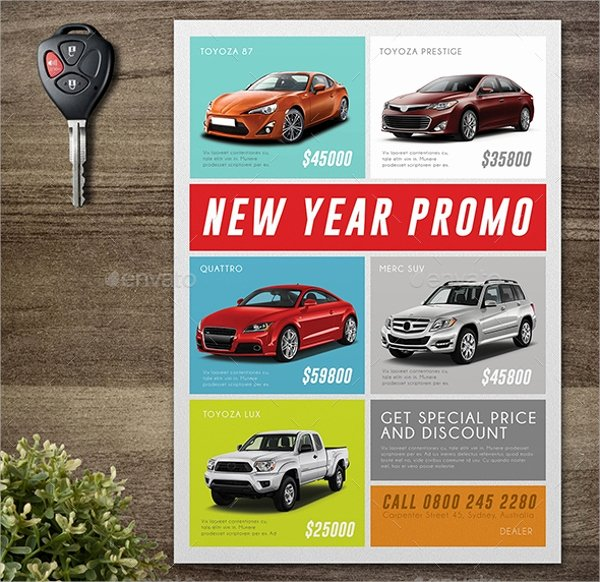 Car for Sale Flyer Template Awesome 14 Car for Sale Flyer Templates