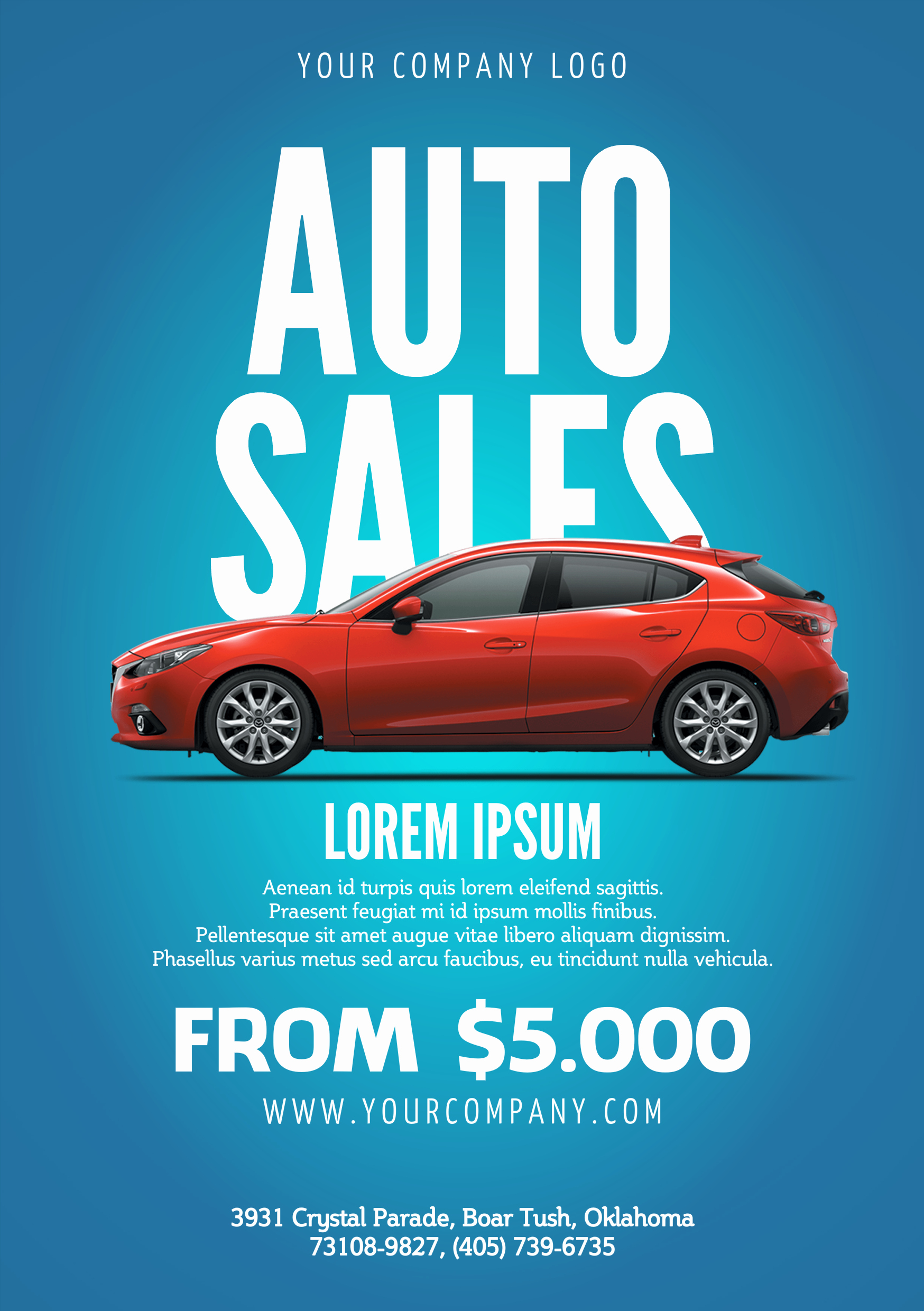 Car for Sale Flyer Template Lovely Pin by Leadzmachine Video Mercials On A5 Promotional