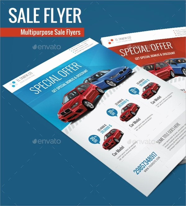 Car for Sale Flyer Template New 14 Car for Sale Flyer Templates