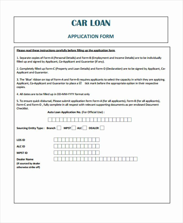Car Payment Contract Template Beautiful Loan Agreement form Example 65 Free Documents In Word Pdf