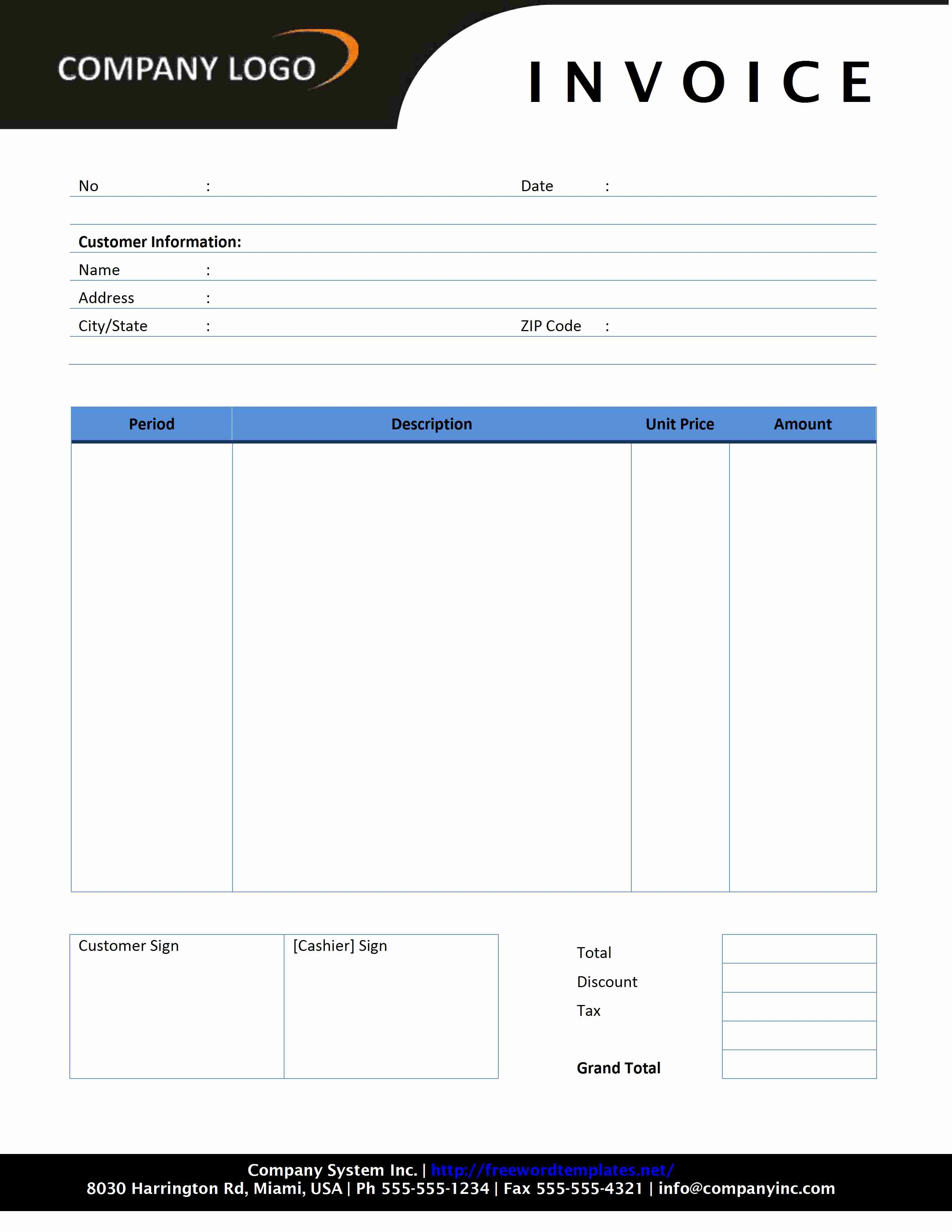 Car Rental Receipt Template Luxury Rental Invoice