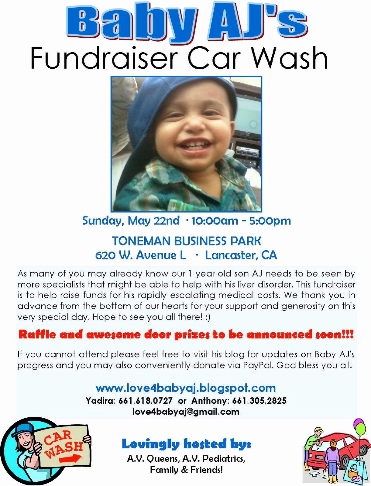 Car Wash Fundraiser Flyers Best Of Baby Aj S Blog Baby Aj S Fundraiser Car Wash May 22nd