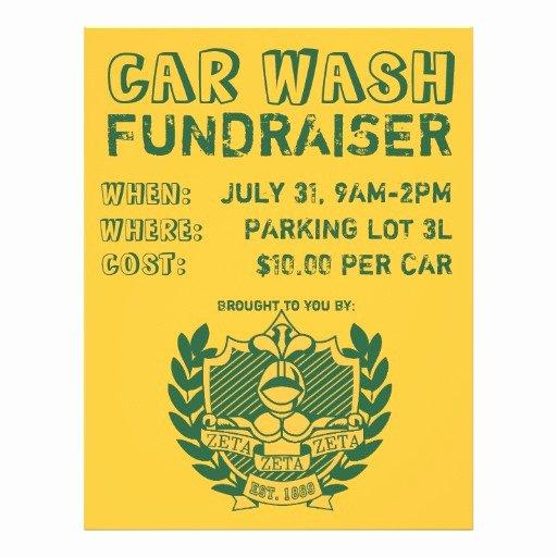 Car Wash Fundraiser Flyers Best Of Car Wash Fundraiser Flyer