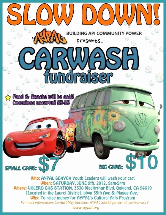 Car Wash Fundraiser Flyers Inspirational 9 Best Images About Fundraiser On Pinterest