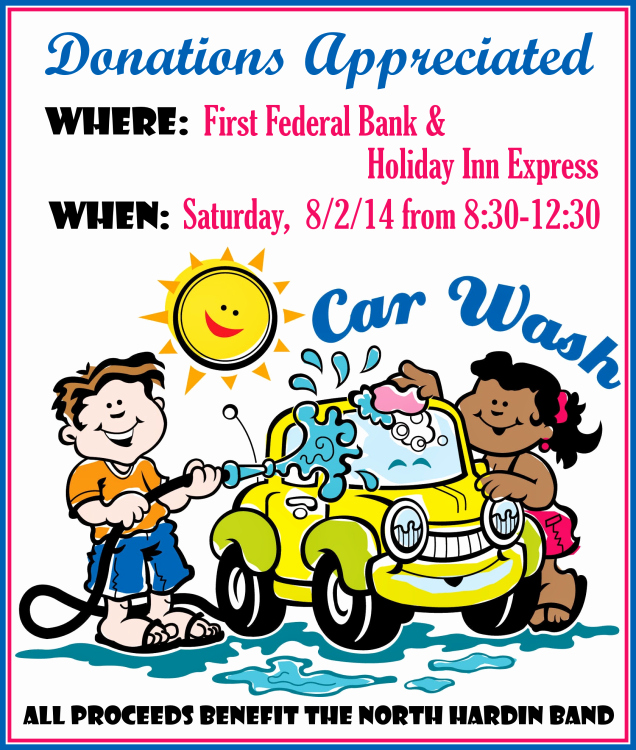 Car Wash Fundraiser Template Awesome Car Wash Fundraiser This Saturday