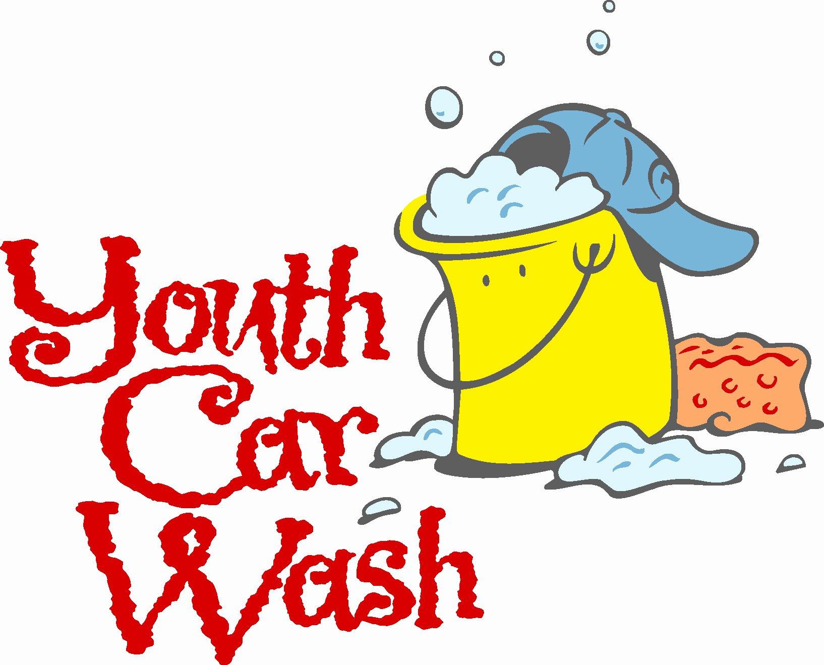 Car Wash Fundraiser Template Fresh Youth Car Wash