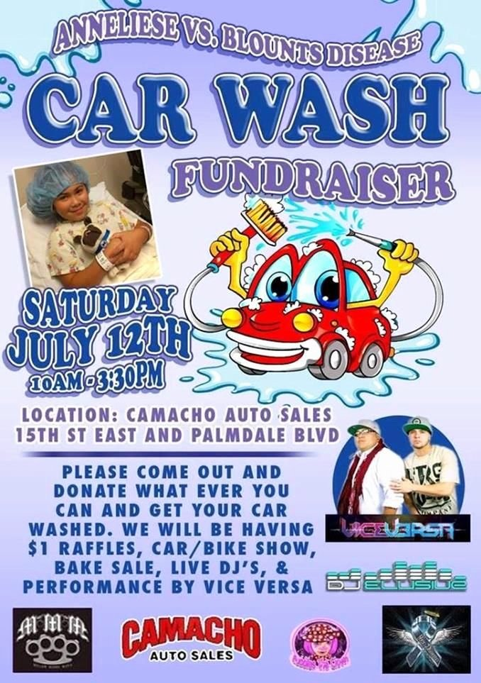 Car Wash Fundraiser Template Inspirational 12 Best Car Wash Images On Pinterest