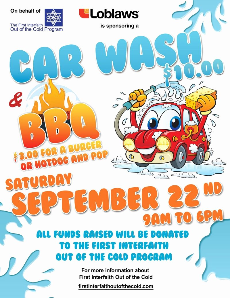 Car Wash Fundraiser Template New Ootc Flyer Small for Web 800×1 035 Pixels