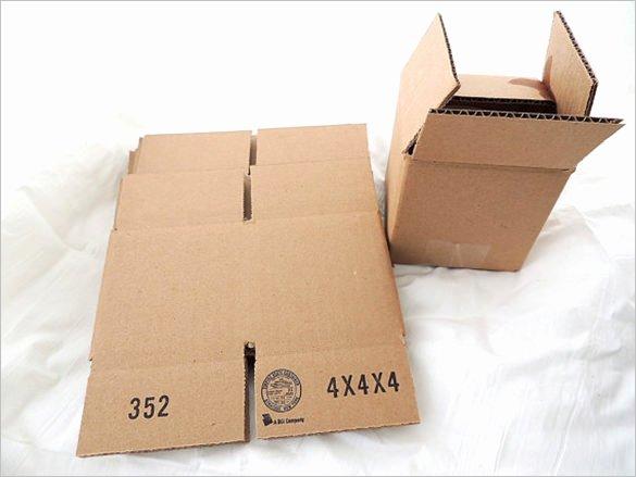 Cardboard Box Template Generator Best Of Cardboard Box Template 17 Free Sample Example format