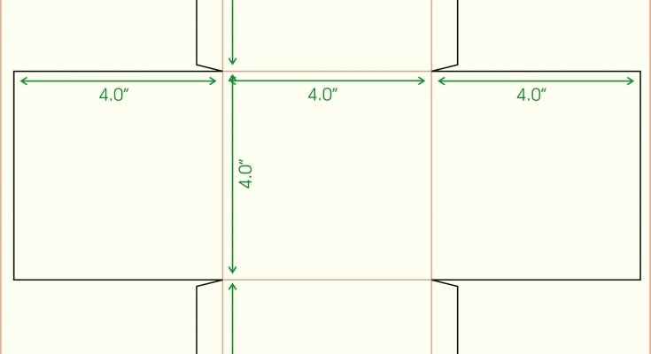 Cardboard Box Template Generator Best Of Printable Rectangle Square & Cube Box Maker Template