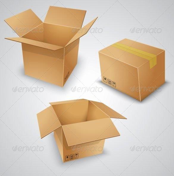 Cardboard Box Template Generator Elegant Cardboard Box Template 17 Free Sample Example format