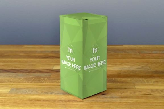 Cardboard Box Template Generator Lovely 3d Product Box Mockup Maker