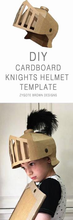Cardboard Knight Helmet Template Inspirational Resultado De Imagen Para ´plantillas Para Diplomas Ya Se