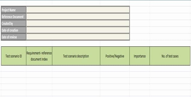 Case Review Template Beautiful How to Review Srs Document and Create Test Scenarios