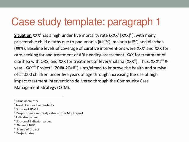 Case Review Template Inspirational Integrated Munity Case Management Program Review Marsh