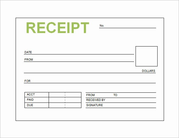 Cash Sale Receipt Template Word Lovely Official Receipts Samples