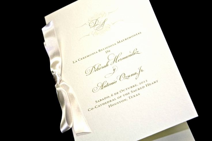 Catholic Wedding Program Template without Mass Elegant Template for Wedding Program