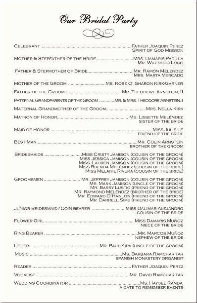 Catholic Wedding Program Template without Mass New Best 25 Catholic Wedding Programs Ideas On Pinterest