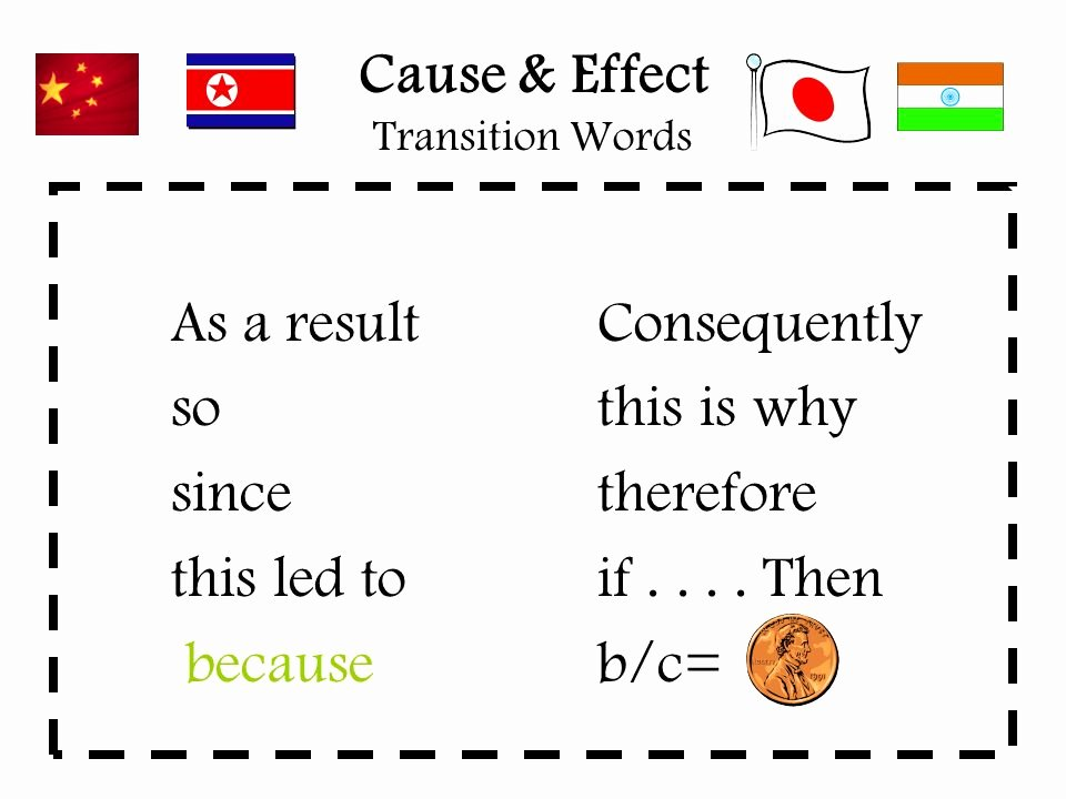 Cause and Effect Transitions Awesome Economic Systems Of southern & Eastern asia Ppt Video