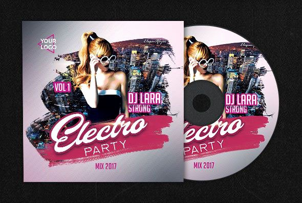 Cd Cover Template Psd Awesome 51 Free Psd Cd Dvd Cover Templates In Psd for the Best
