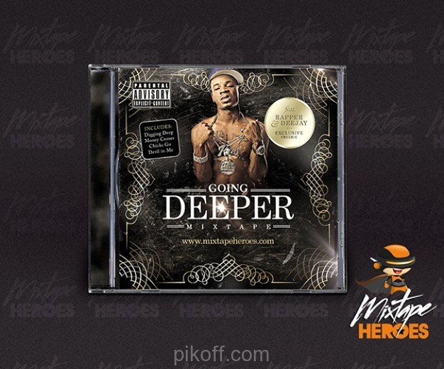 Cd Cover Template Psd Lovely [psd] Hip Hop Rap Cd Cover Template Psd Free
