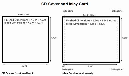 Cd Jewel Case Template Word Best Of Cd Cover