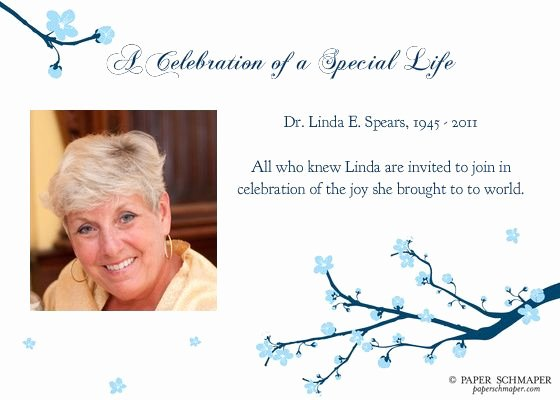 Celebration Of Life Program Template Fresh 24 Best Ernestine S Life Celebration Images On Pinterest