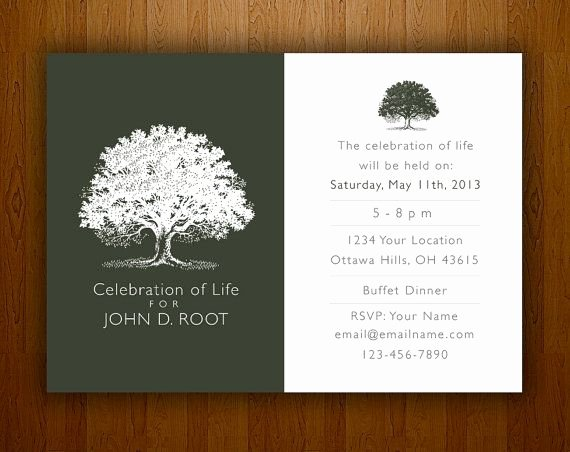Celebration Of Life Program Template Lovely 27 Best Memorial Celebration Of Life Ideas Images On