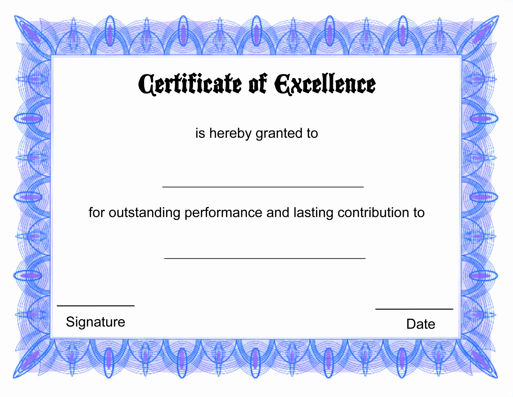 Certificate Of Quality Template Awesome Certificate Template Free Printable Free Download Aashe