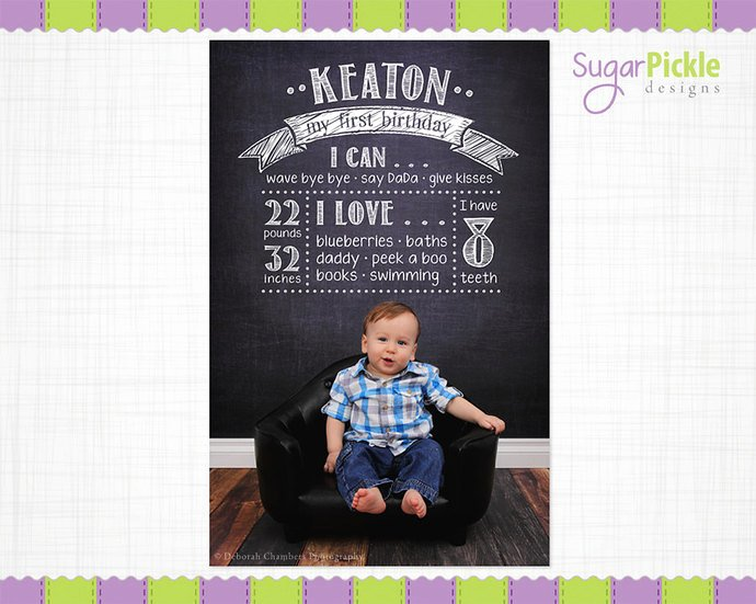 Chalkboard Poster Template Free Beautiful Birthday Chalkboard Template Birthday by Sugarpickle
