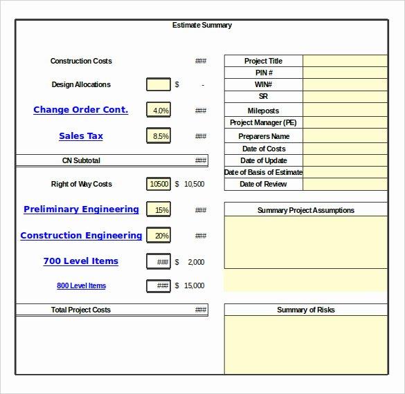 Change order Template Word Elegant 24 Change order Templates Pdf Doc
