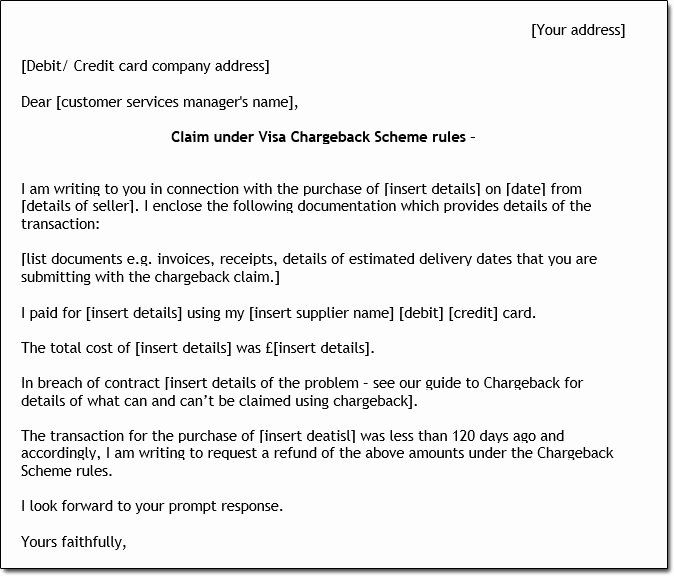 Chargeback Rebuttal Letter Template Beautiful 3 Easy Steps to Get Your Money Back From A Binary Options Scam