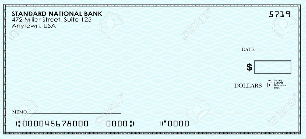 Chase Bank Check Template Fresh 15 Blank Checks