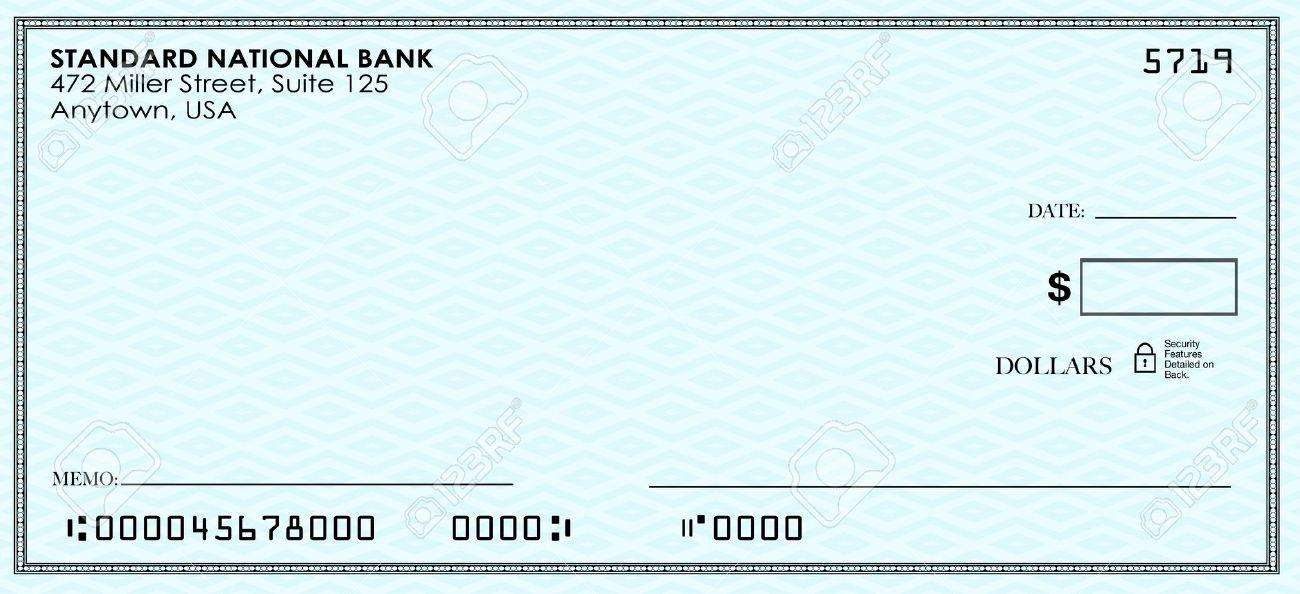 Chase Bank Check Template Fresh 15 Blank Checks