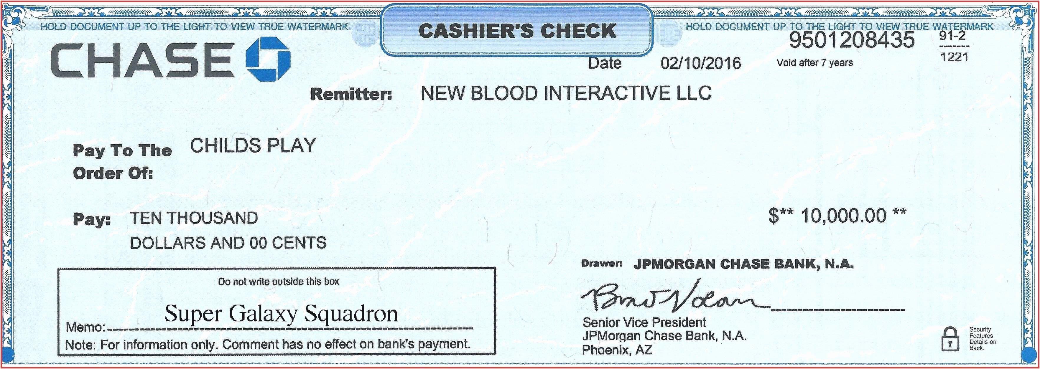 Chase Bank Check Template Inspirational Cashier Check Template Editable Blank Cashiers Pdf Chase