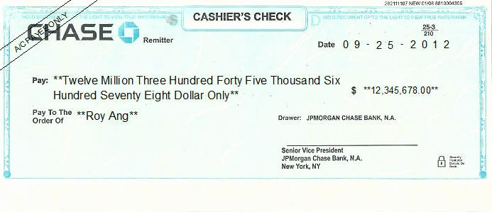 Chase Bank Check Template Inspirational Check Writer Cheque Printer for Free Chrysanth Cheque