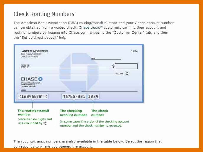 Chase Check Template Awesome 3 4 Chase Check Sample