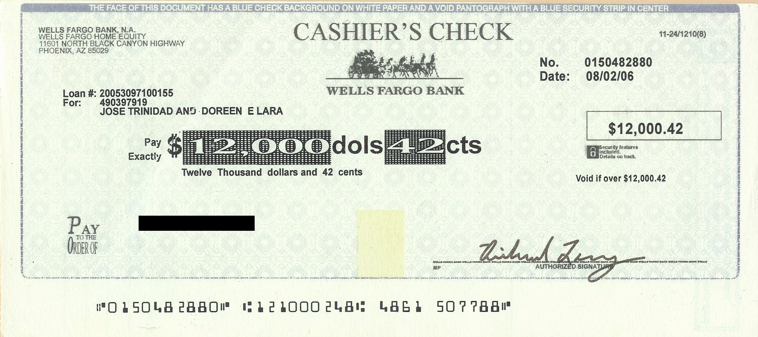 Chase Check Template Best Of Cashiers Check Can Be Used to Guarantee that Money Won T