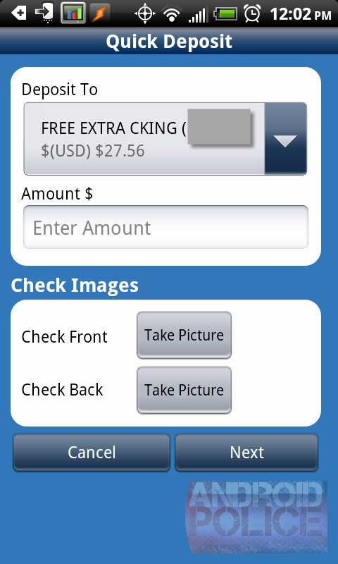 Chase Check Template New Ficial Chase Mobile android App with Line Check