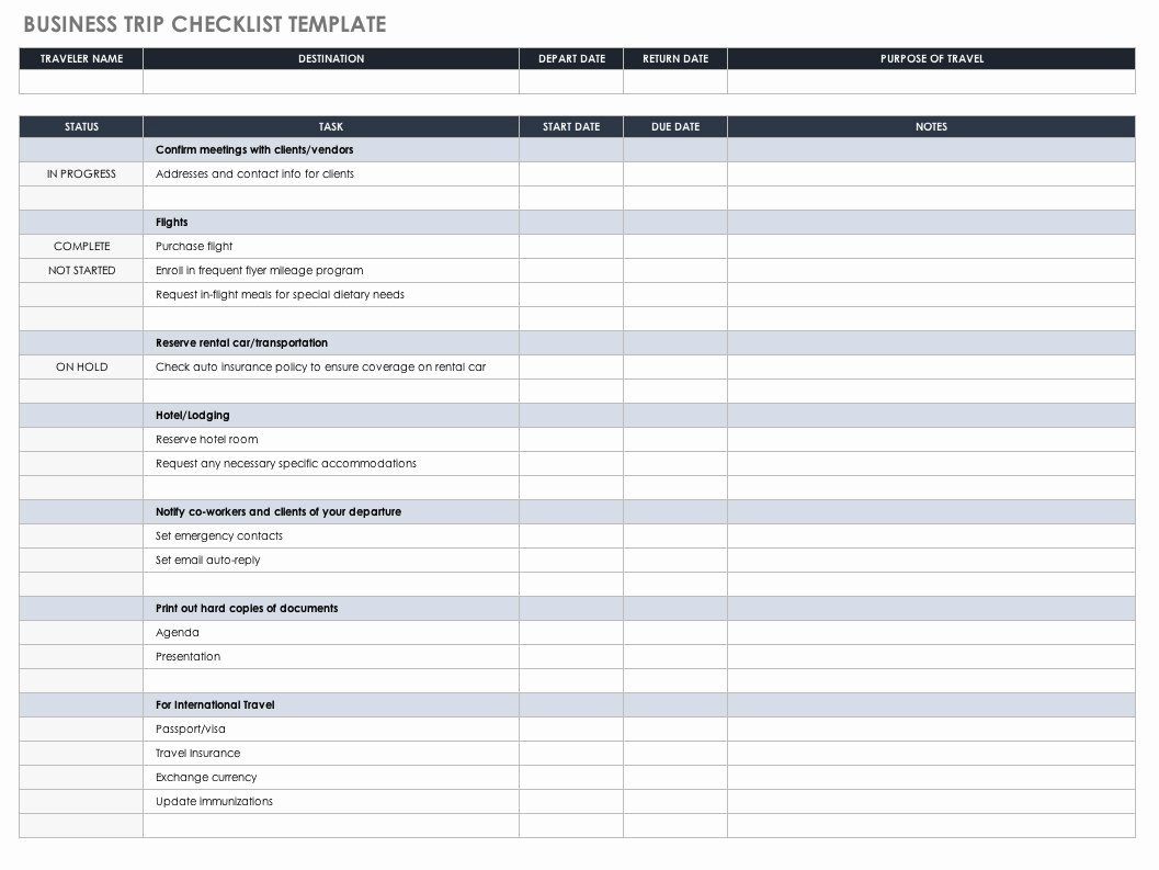Check Off List Template New Check F List Template Daily Free Student Word 2007